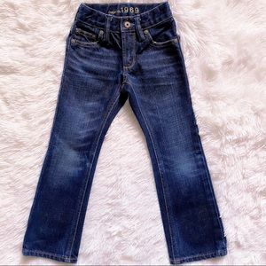 GIRLS GAP JEANS